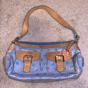 "Dooney and Bourke purse. ""Candy collection"""